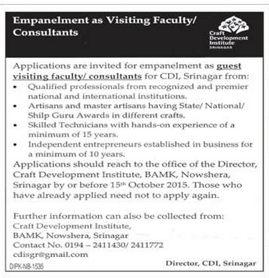 Craft Development Institute