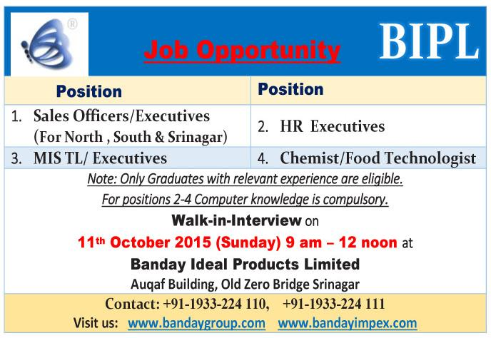 Banday ideal Products Limited