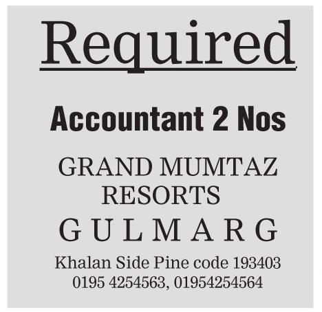 Grand Mumtaz Resorts