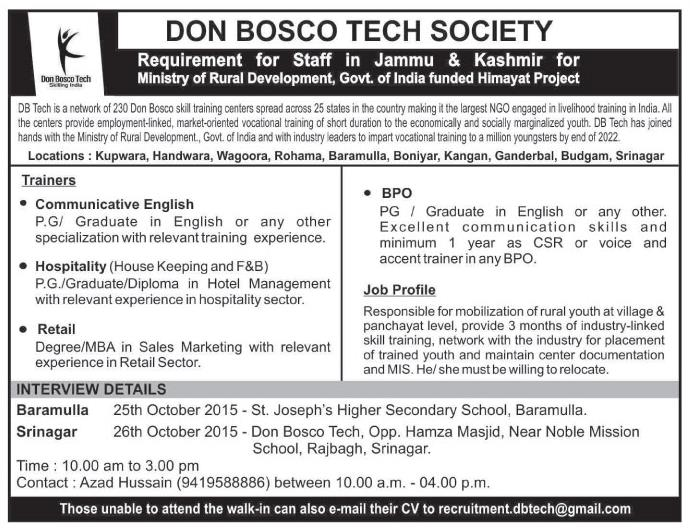Don bosco tech society