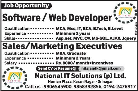 National It Solutions (P) Ltd