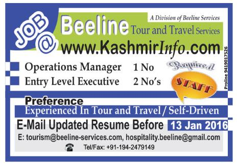 Beeline Tour and travel Services