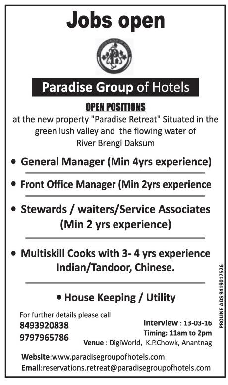 Paradise Group of Hotels