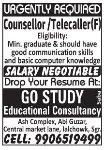 Go study Educational Consultancy
