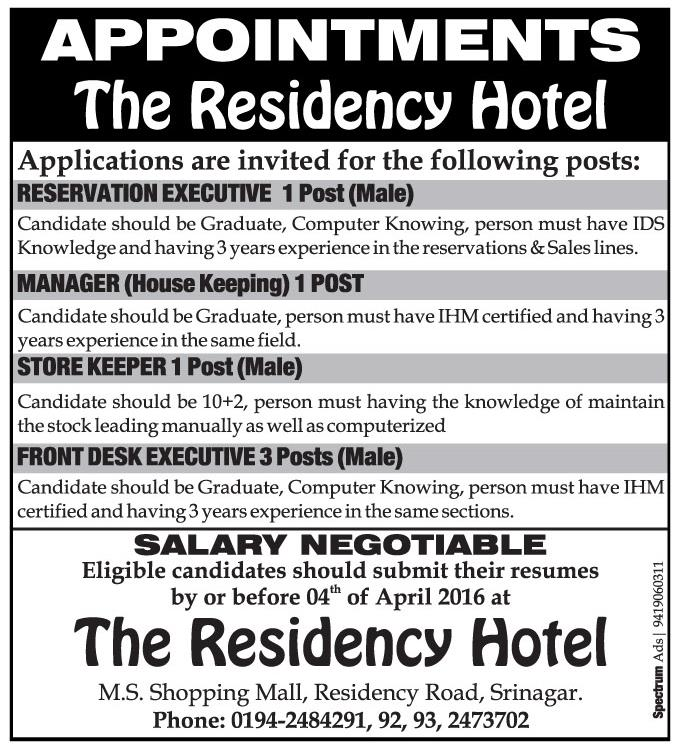 The Residency Hotel