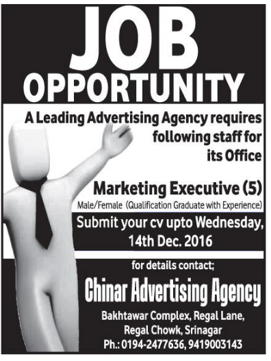 Chinar Advertising Agency
