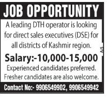 A leading DTH Operator