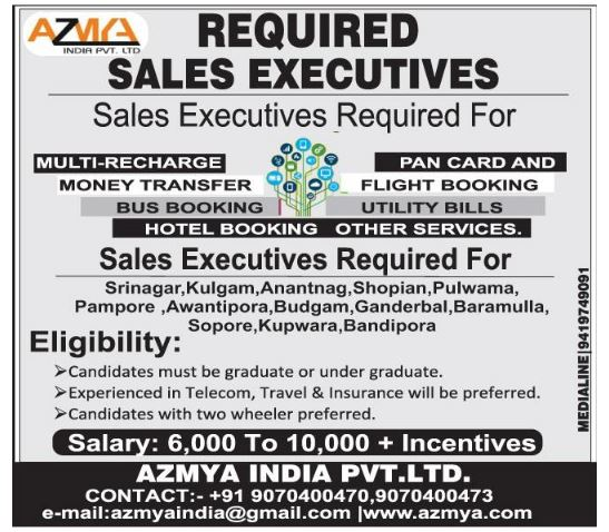 Azmya india  pvt. Ltd