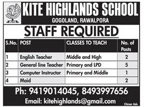 Kite Highland School