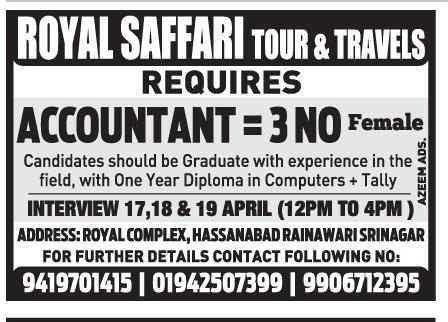 Royal safari tour & Travels