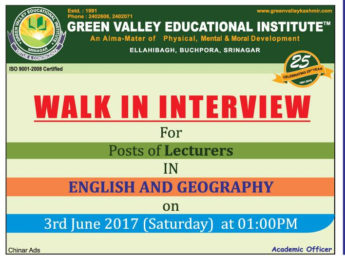 Green Valley Educational Institute