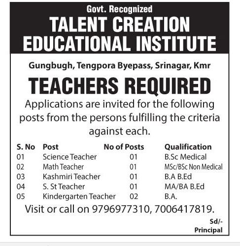 Talent Creation Educational Institute