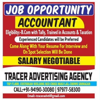 Tracer Advertising Agency