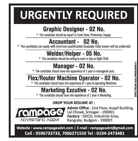 Rampage Advertising Agency