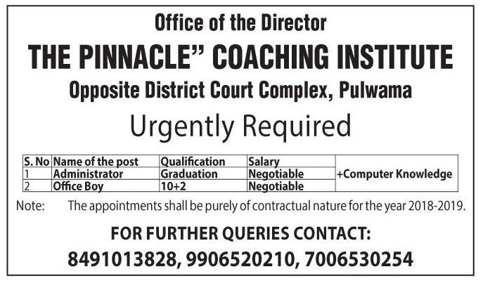 The Pinnacle Coaching Institute