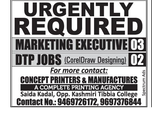 Concept Printers & Manufactures
