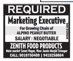Zenith Food Products