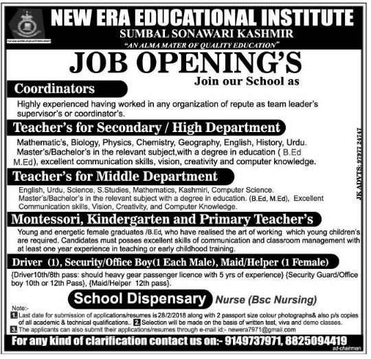 New Era Educational Institute