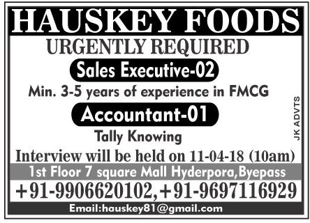 Hauskey Foods