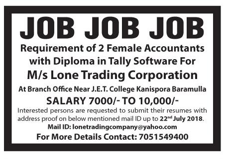 M/S Lone Trading Corporation