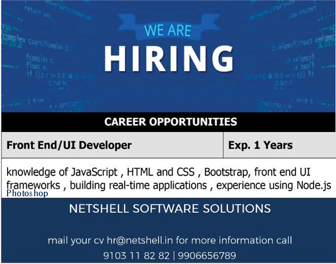 Netshell Software  solutions