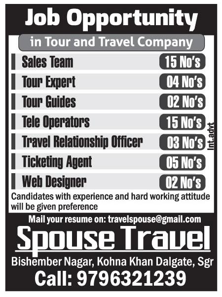 Spouse Travel