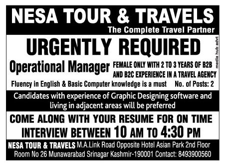 Nesa Tour & travels