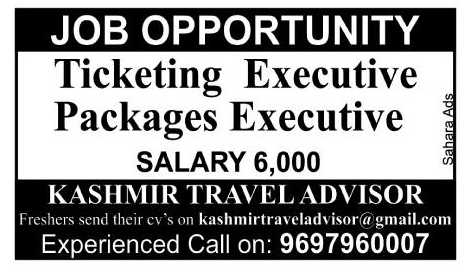 Kashmir travel advisor