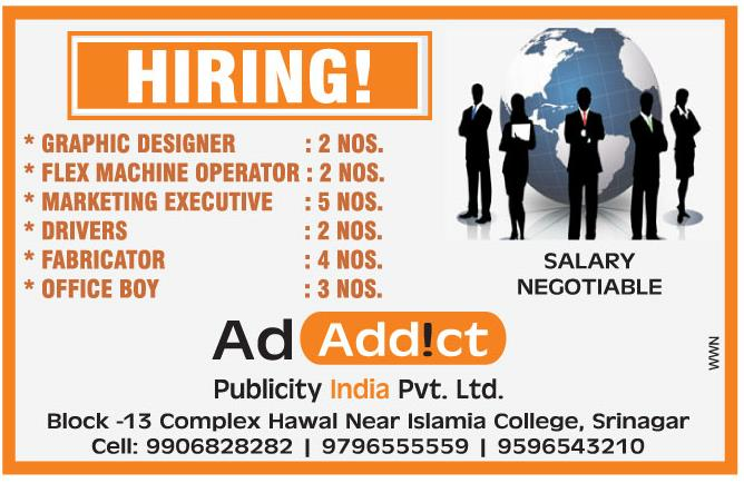 Ad Addict publicity india Pvt Ltd